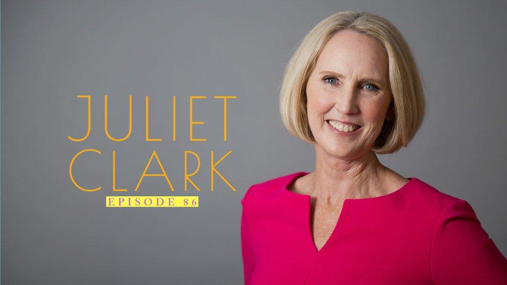Juliet Clark: Building Expert Platforms For Non-Fiction Authors, Coaches, and Speakers | Ep 86