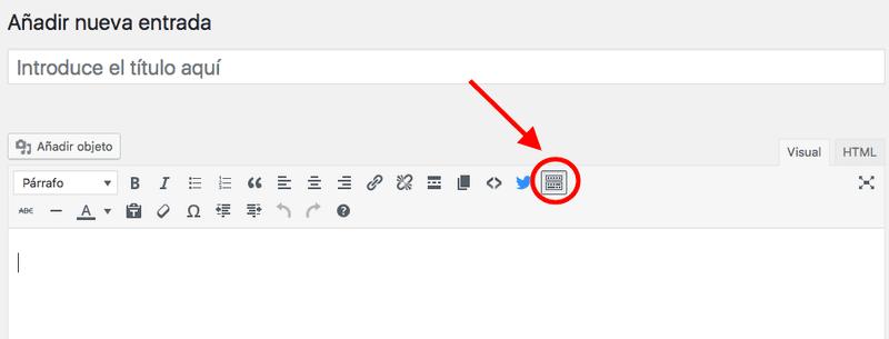 Añadir más funciones de texto