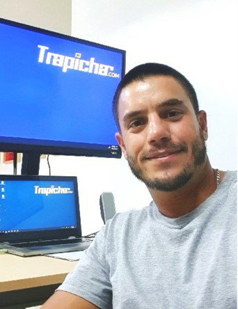 Julio Urrea CEO de Trapichar