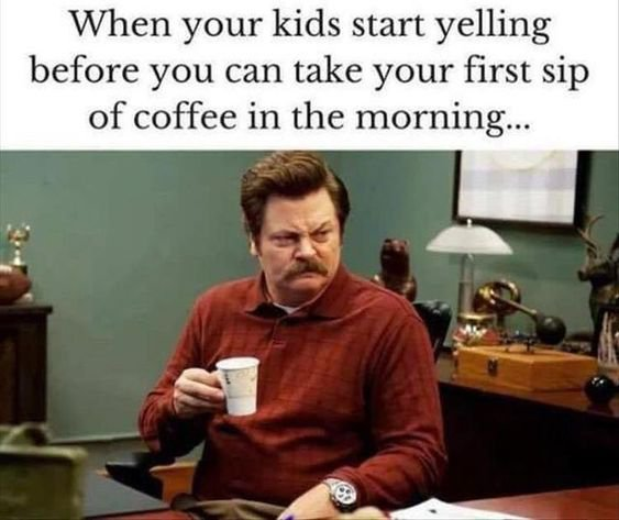 69 Funny Coffee Memes To Start Your Day Better
