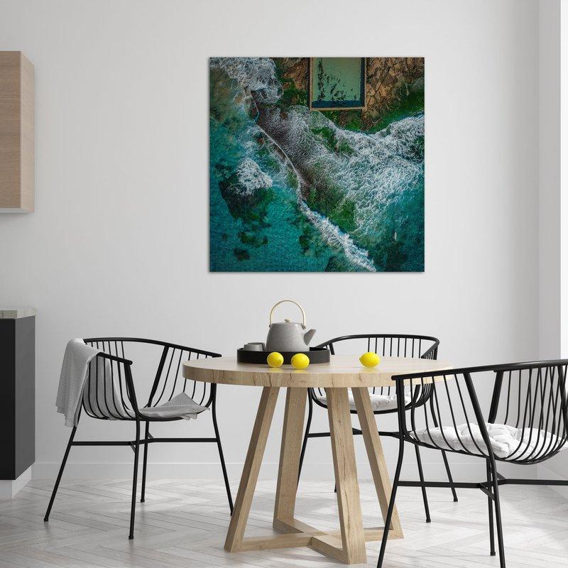 Cronulla Wave Pool Fine Art Print