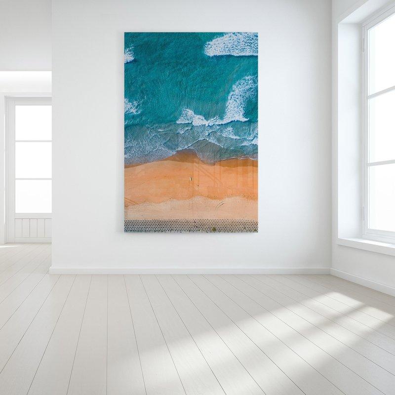 Cronulla Wall Fine Art Print