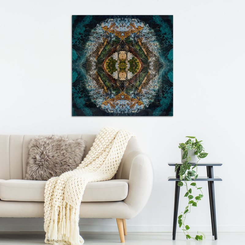 Element Island Canvas Print
