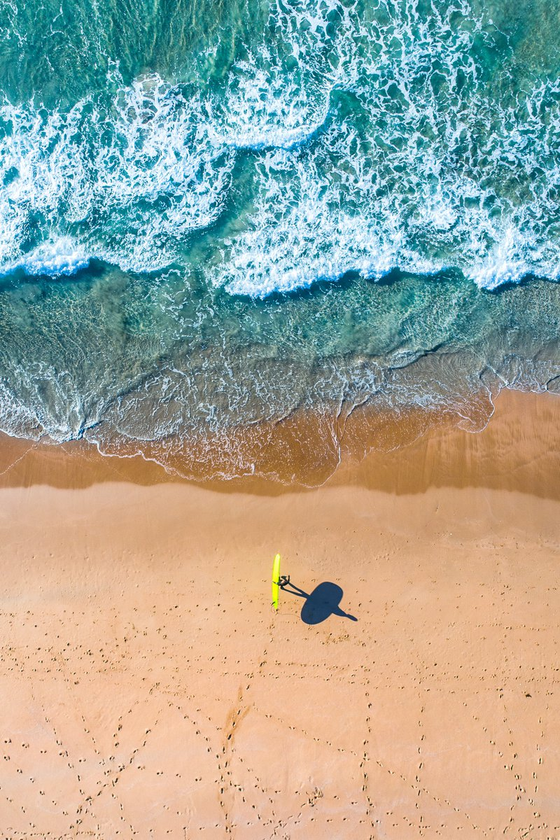 Cronulla Surfer Fine Art Print