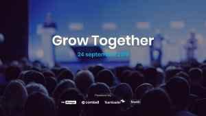 Twikey Event - workshop tijdens Grow Together