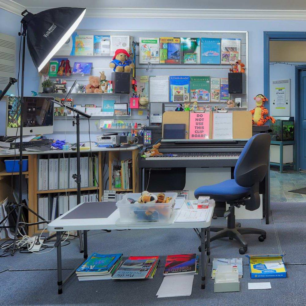 BMPS Teaching Studio in Online Mode.