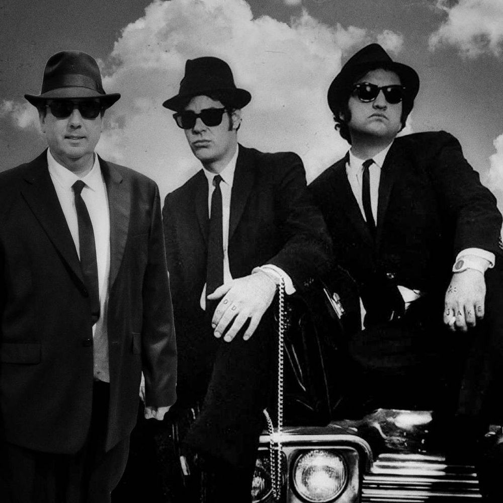 The Blues Brothers - on a mission to teach you some Blues!
