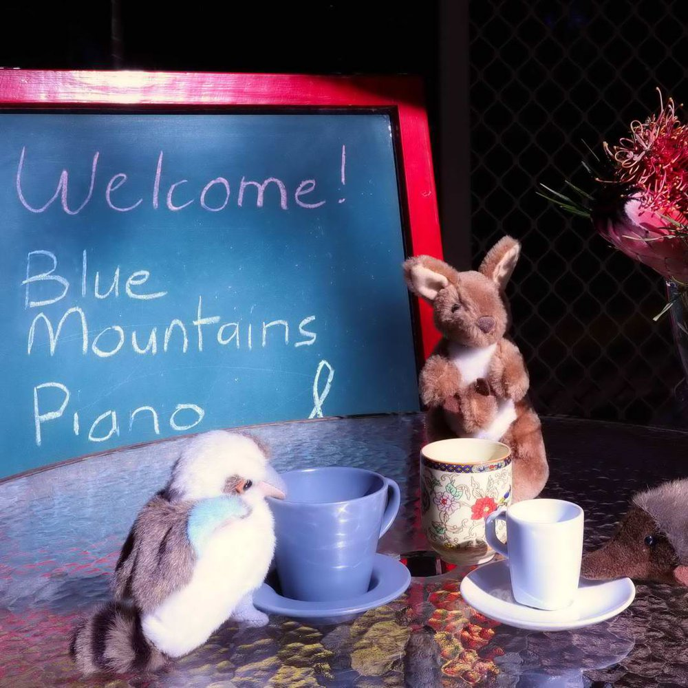 Kav Kookaburra and his friends welcome you to BMPS!