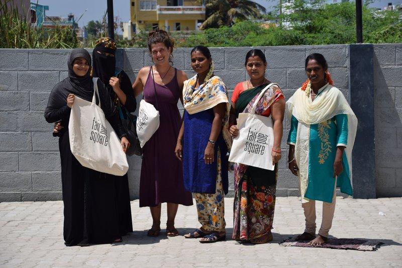 Fair and square armoedebestrijding India kadopartner Kadonation