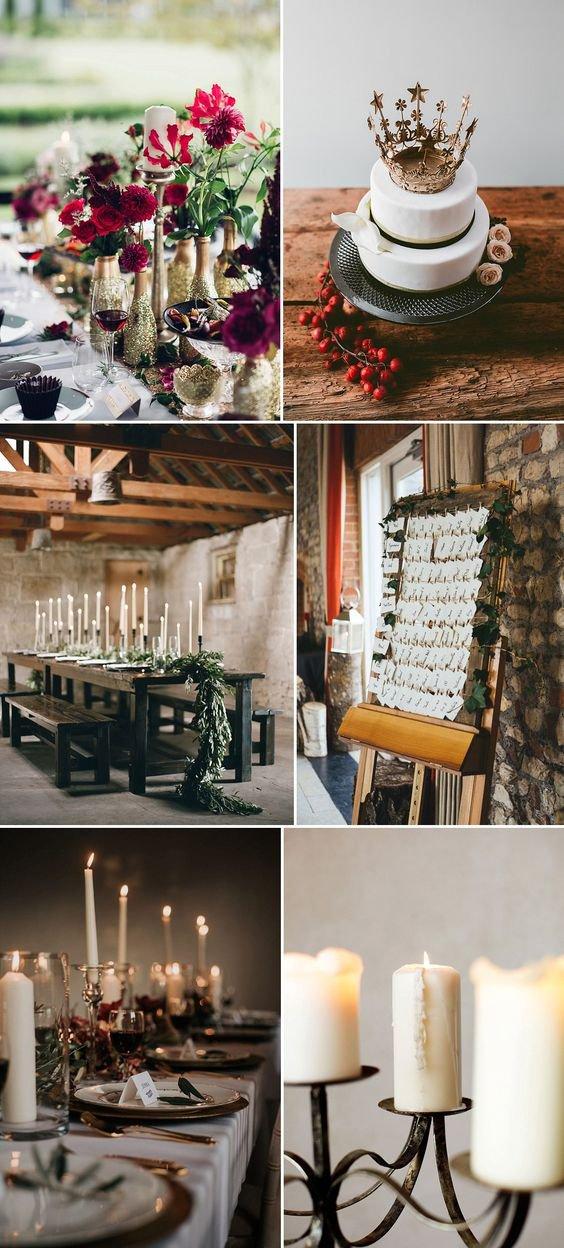Thema trouwfeesten Middeleeuwen