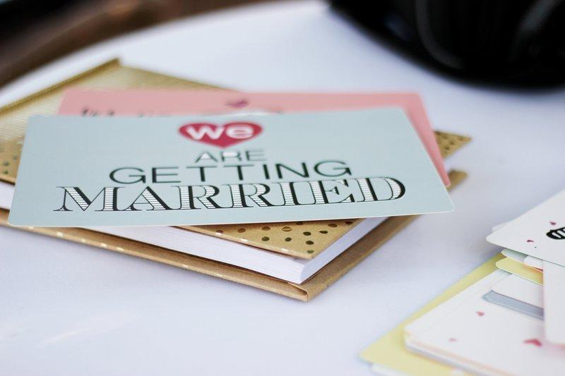 complete trouwchecklist huwelijksuitnodiging