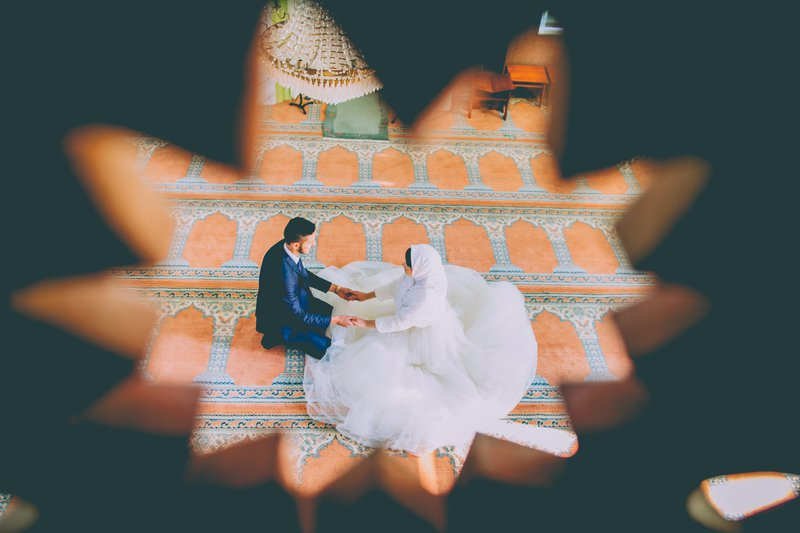 Huwelijkstradities overal ter wereld