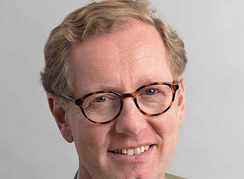 Duco Sickinghe gefotografeerd door Michel Porro op 29.7.2014 op het KPN hoofdkantoor in Den Haag.
