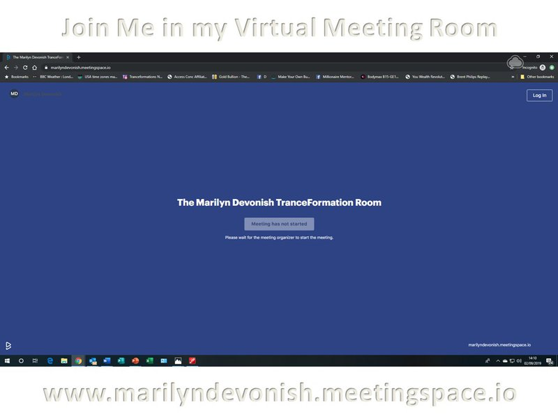 Marilyn Devonish Online Meeting Room BigMarker