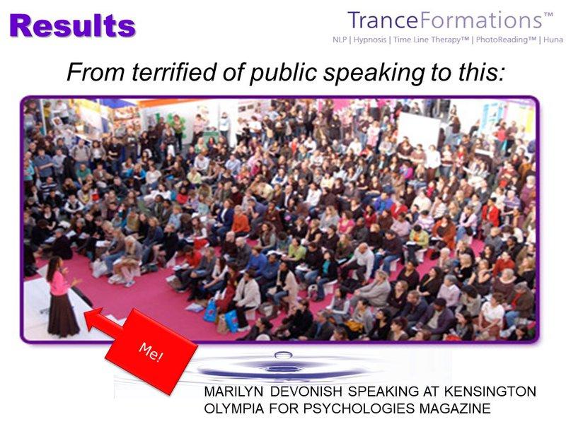 Marilyn Devonish Fearless Public Speaking Webinar