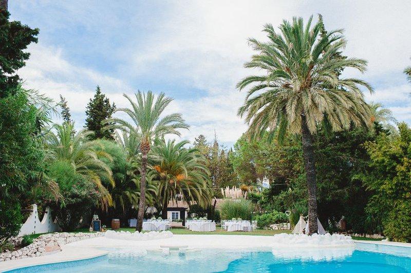 The El Cortijo De Los Caballos Retreat in Spain