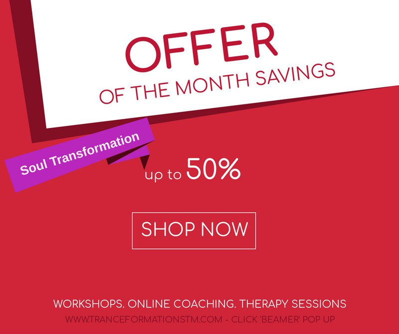 Offer of the Month Soul Transformation