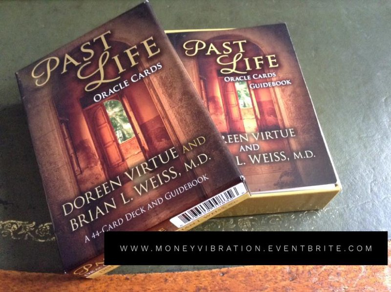Past Life Cards by Dr Brian Weiss