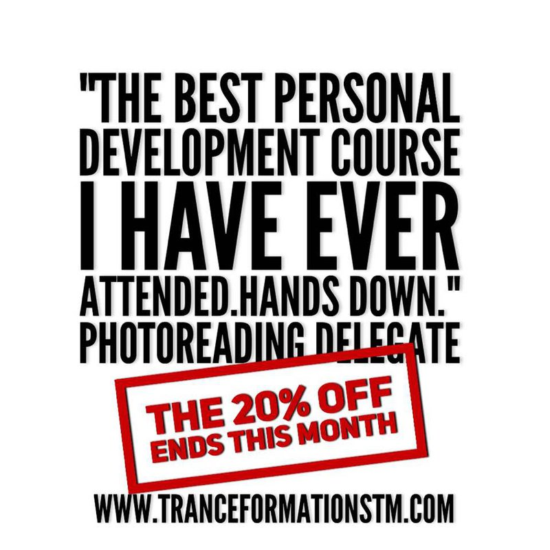 PhotoReading Best Personal Development Course