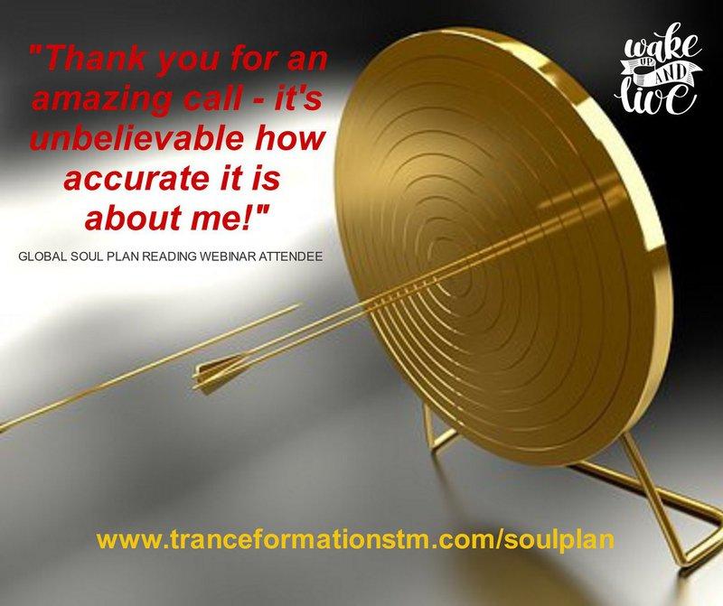 Soul Plan Reading Testimonial