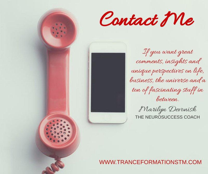 Contact Marilyn Devonish