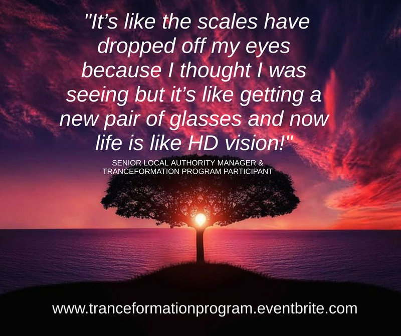 Book the TranceFormation Program