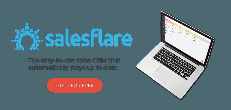 get Salesflare CRM
