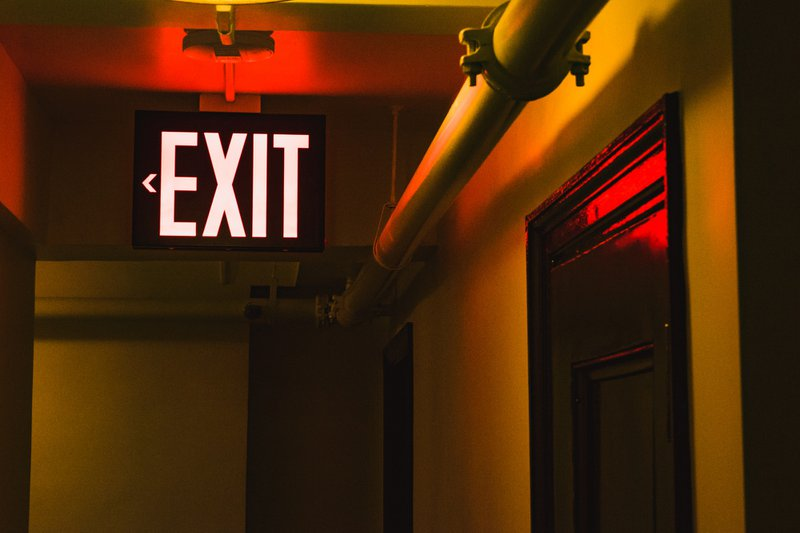 what happens at exit according to the term sheet
