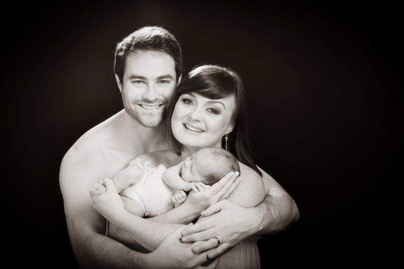 Newborn Photography Couple