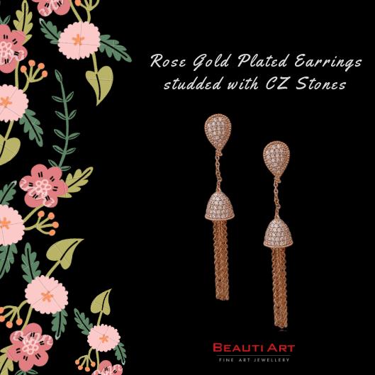 Western Earrings - Beautiart Fashion Jewellery