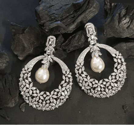 Fashion Earrings Danglers - Beautiart Fashion Jewellery