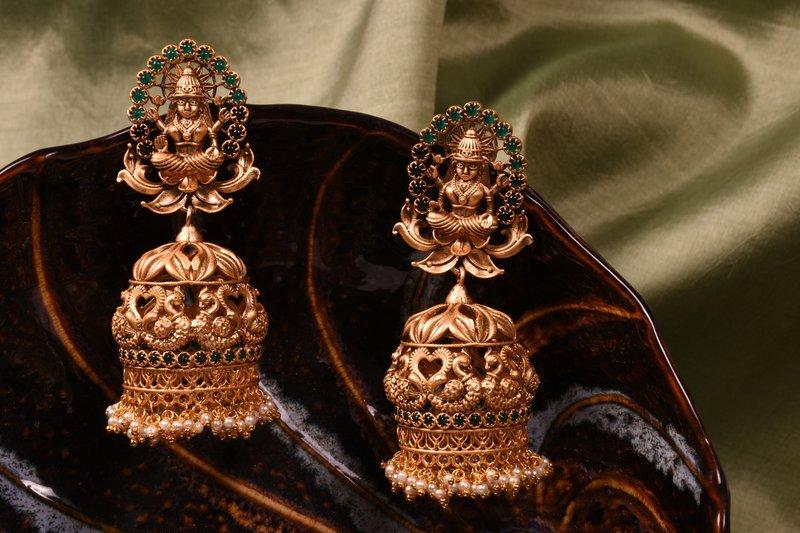 Temple jewellery by Beautiart Fashion Jewellery