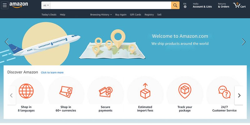how amazon uses conversion rate optimization