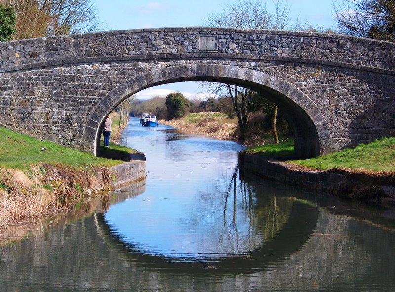 The canal where Ahonu got help from Babaji in soul repair.
