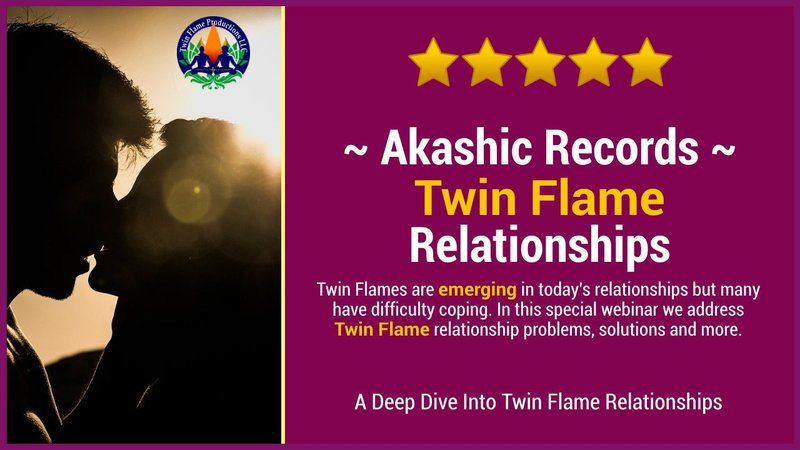 Answers From The Akashic Records on Twin Flame Relationships with Aingeal Rose & Ahonu