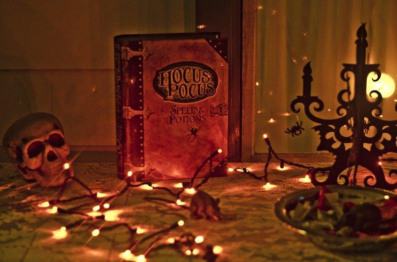 Curses, Spells, Vows, Promises & Entity Attachments