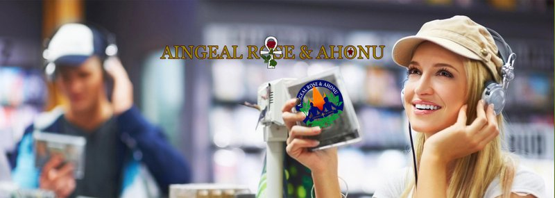 World of Empowerment podcast with Aingeal Rose & Ahonu