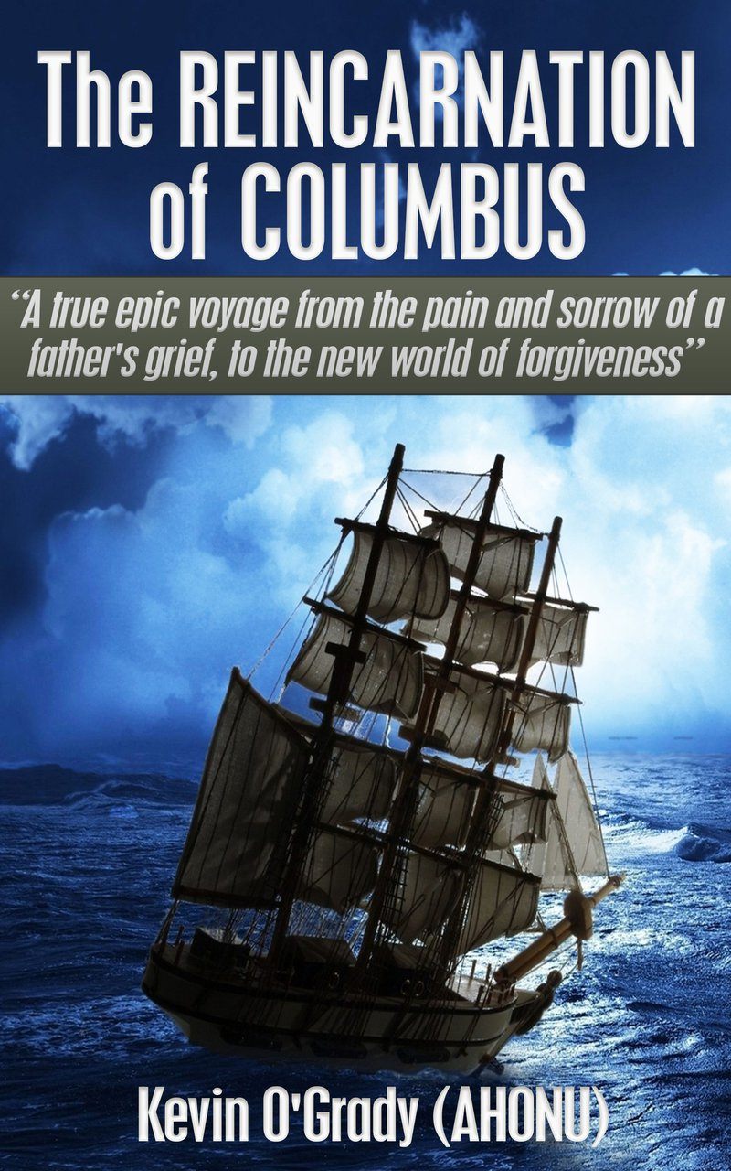 """Writing """"The Reincarnation of Columbus"""" by Ahonu"""