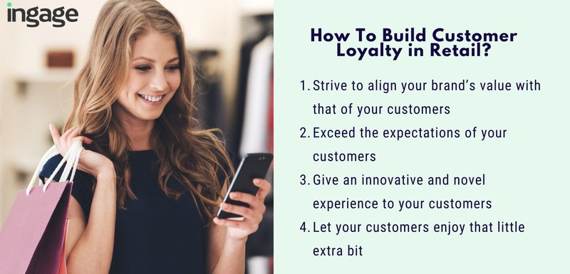 How to build customer loyalty in retail?