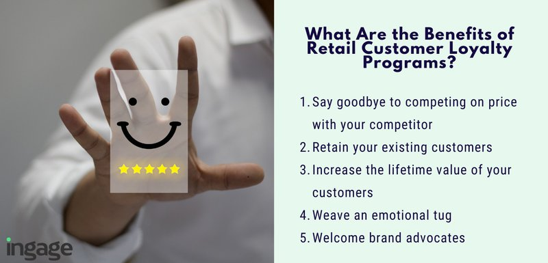 What are the Benefits of Retail Customer Loyalty Programs?