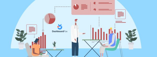 DashboardFox - Healthcare Metrics