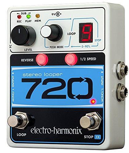 Electro-Harmonix 720 Stereo Pedal Looper