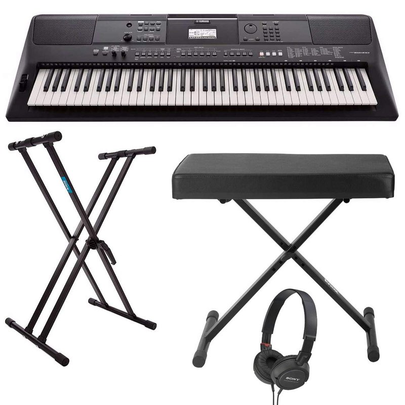 Yamaha PSREW410 Digital Piano