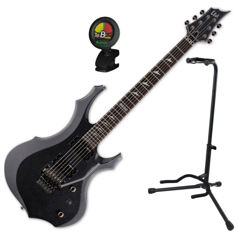 ESP LTD F-200 FR CHM Electric Guitar