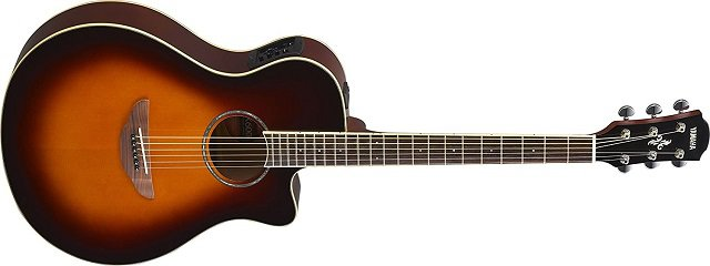 Best Acoustic-Electric Guitars Under 0 - Yamaha APX500III