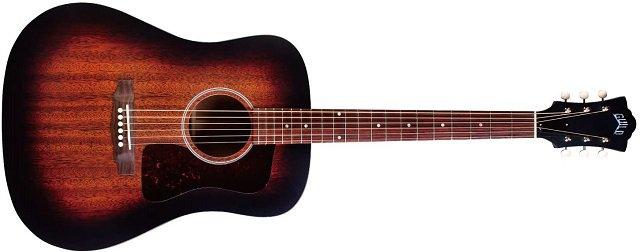 Best Acoustic Guitars Under 00 Guild D-20