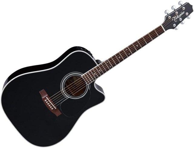 Best Acoustic Guitars Under 00 - Takamine EF341SC