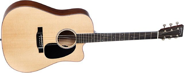 Best Acoustic Guitars Under 00 - Martin DC-16E