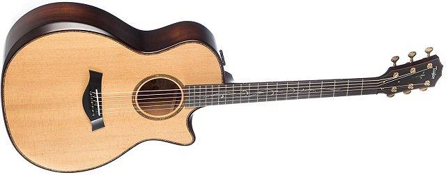 Best High-End Acoustic Guitars Taylor k14ce