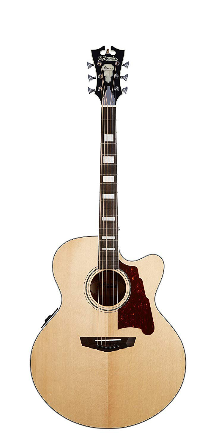 D'Angelico Premier Madison acoustic electric guitar